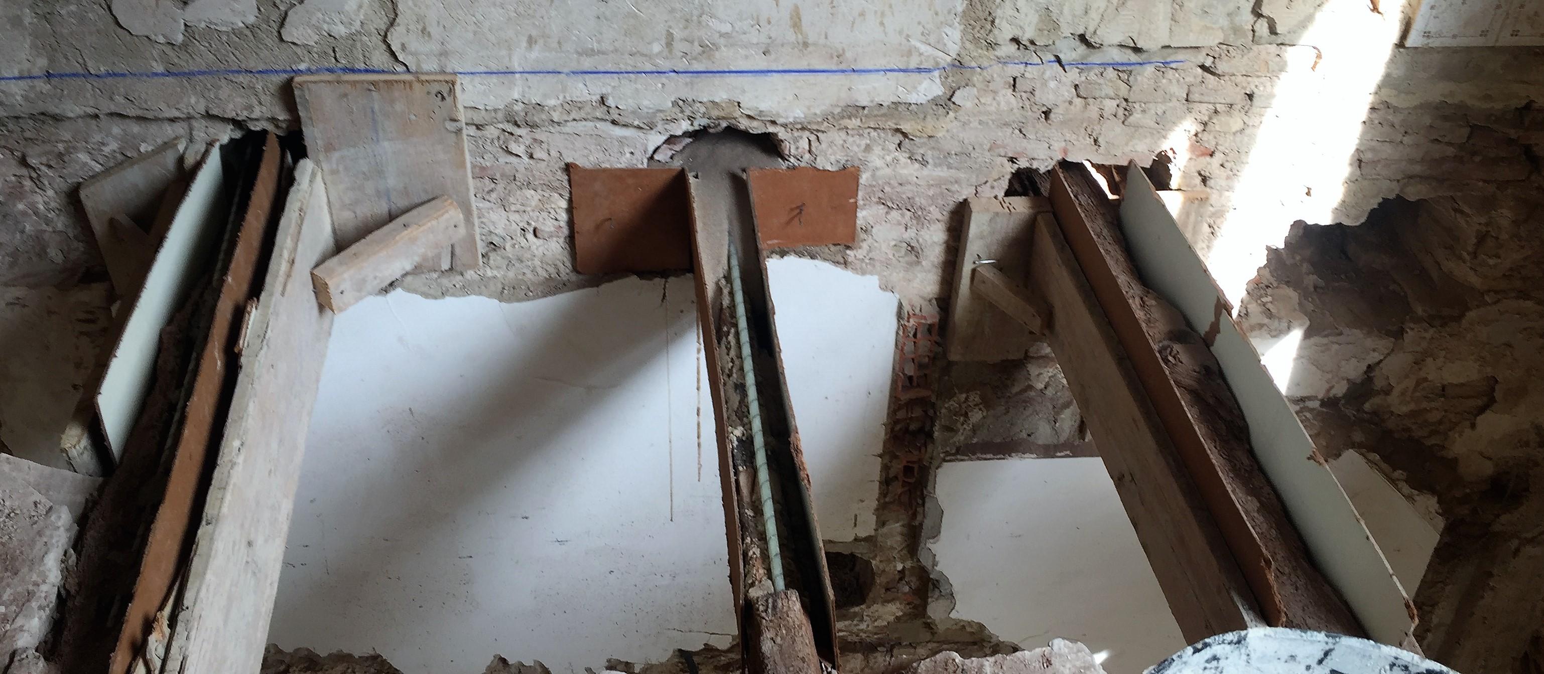 Reparaci n y regeneraci n de vigas de madera ars systems - Vigas de maderas ...